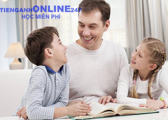Cách dạy tiếng Anh cho trẻ em qua bài hát