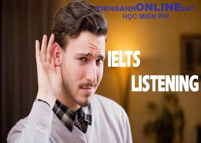 Cách học kỹ năng Listening IELTS