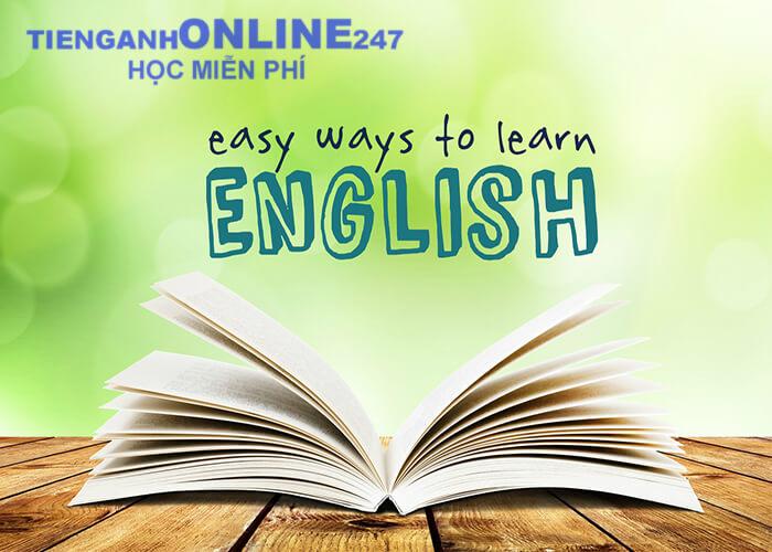 Cách học tiếng Anh cấp tốc
