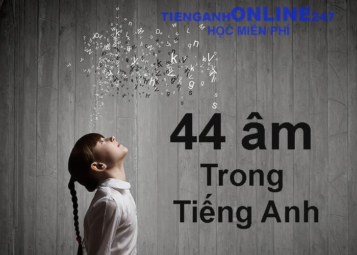Cách phát âm 44 âm trong tiếng Anh – P1
