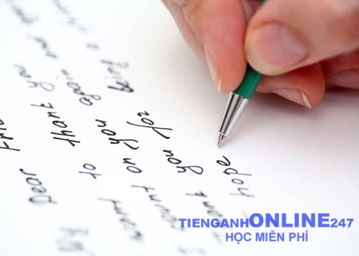 Cấu trúc viết lại câu trong tiếng Anh