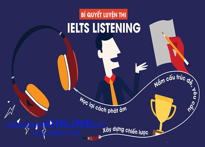 Giúp bạn thành công với bài thi TOEIC LISTENING