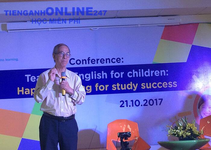 Kinh nghiệm học tiếng Anh của thầy Nguyễn Quốc Hùng