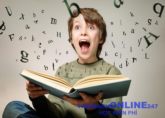 Tự học tiếng Anh giao tiếp mỗi ngày