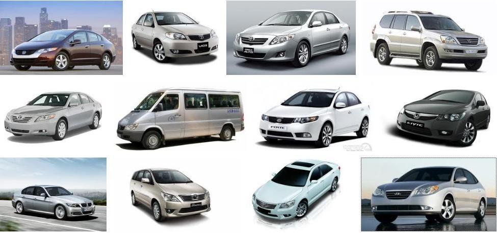 Tại datxeviet bạn tha hồ lựa chọn xe phù hợp với yêu cầu của bản thân