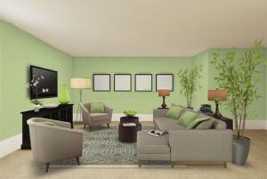 Những lưu ý khi chọn màu sơn tường phù hợp với mọi không gian trang trí