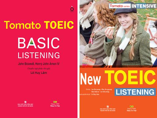 Tomato TOEIC chuyên phần Listening